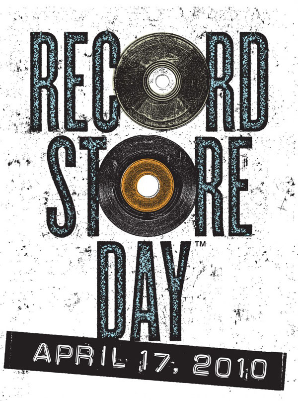 Record Store Day, Saturday 4/17
