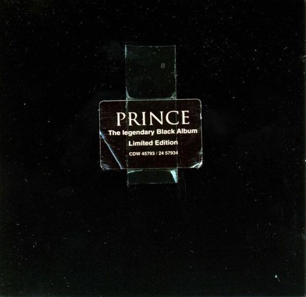 Deleted History: Prince – The Black Album | Streetlight ...