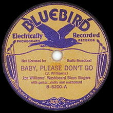 Baby,_Please_Don't_Go_Williams_single_cover